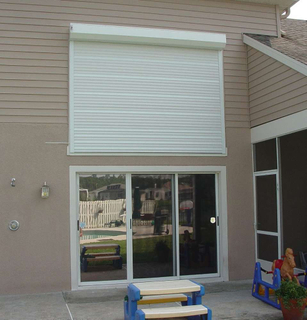 Roller Shutter for Window