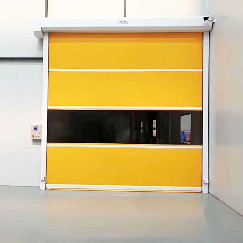 Normal PVC Rapid Roller Door